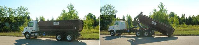 CDR Disposal Service dumpster rentals