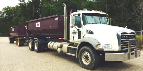 Dumpster Prices in Grand Rapids MI from CDR Disposal Service