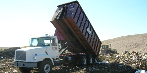 Trash Removal and Dumpster Rental in Grand Rapids, Kalamazoo, Muskegon from CDR